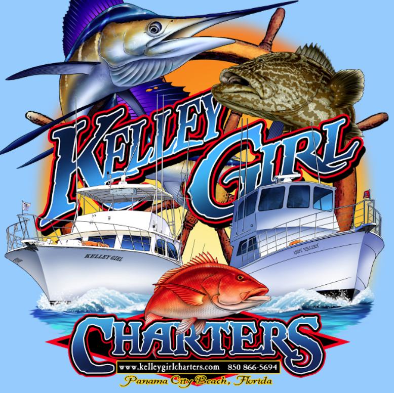Fishing Charter Company Panama City, Panama City Beach, Florida